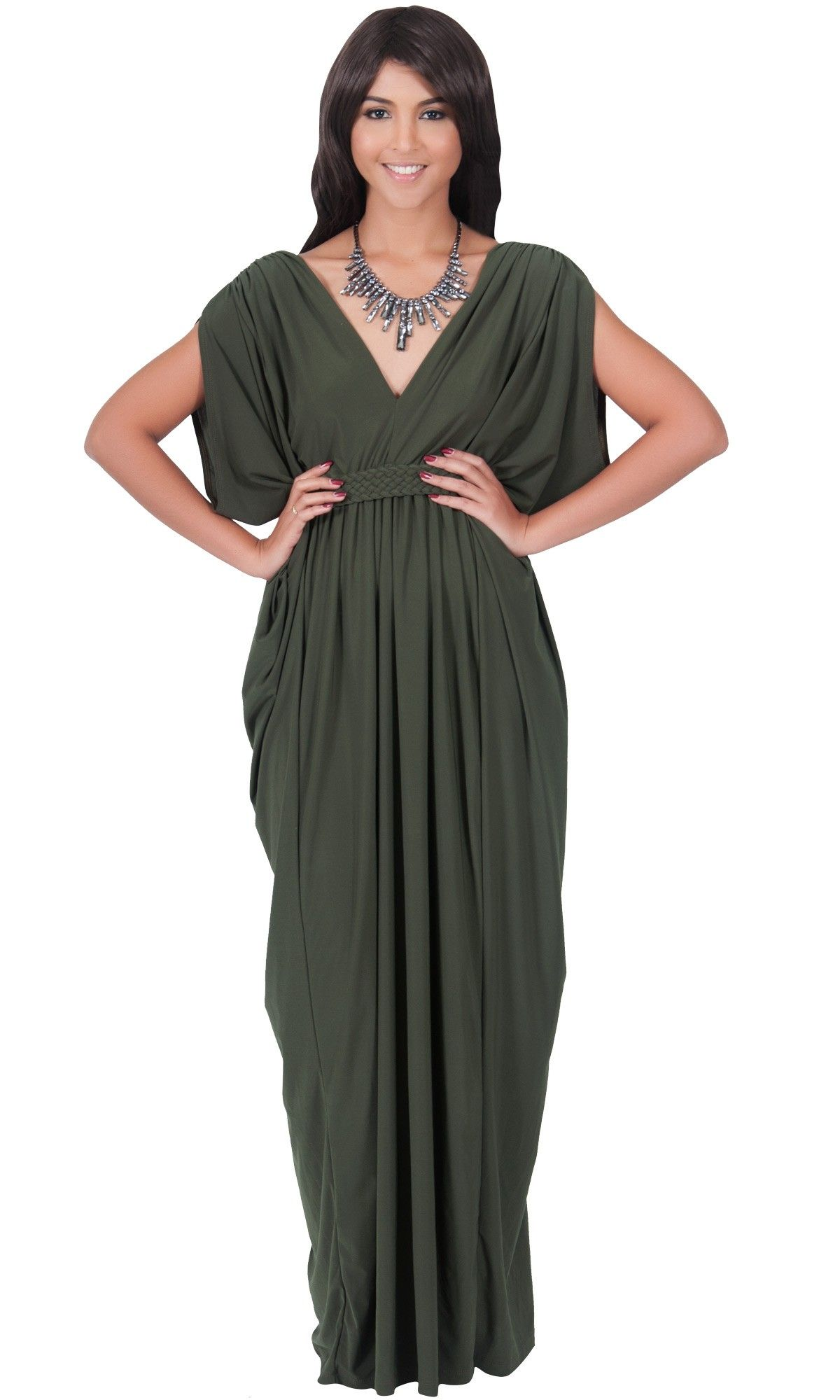 5fc6e49db0a SHELBY - Sleeveless Long Comfortable Maxi Dress Vacation Evening Sun ...