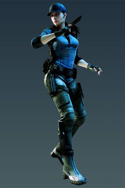 Jill Valentine Age 32 For This Outfit Jill Valentine