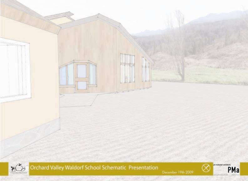 Orchard Valley Waldorf School, East Montpeilier, VT (Renovation and Addition)