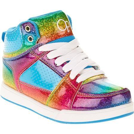 OP Girl's Fastner Skate Sneaker
