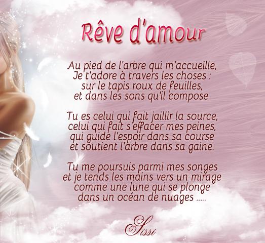 Rêve d'amour ...