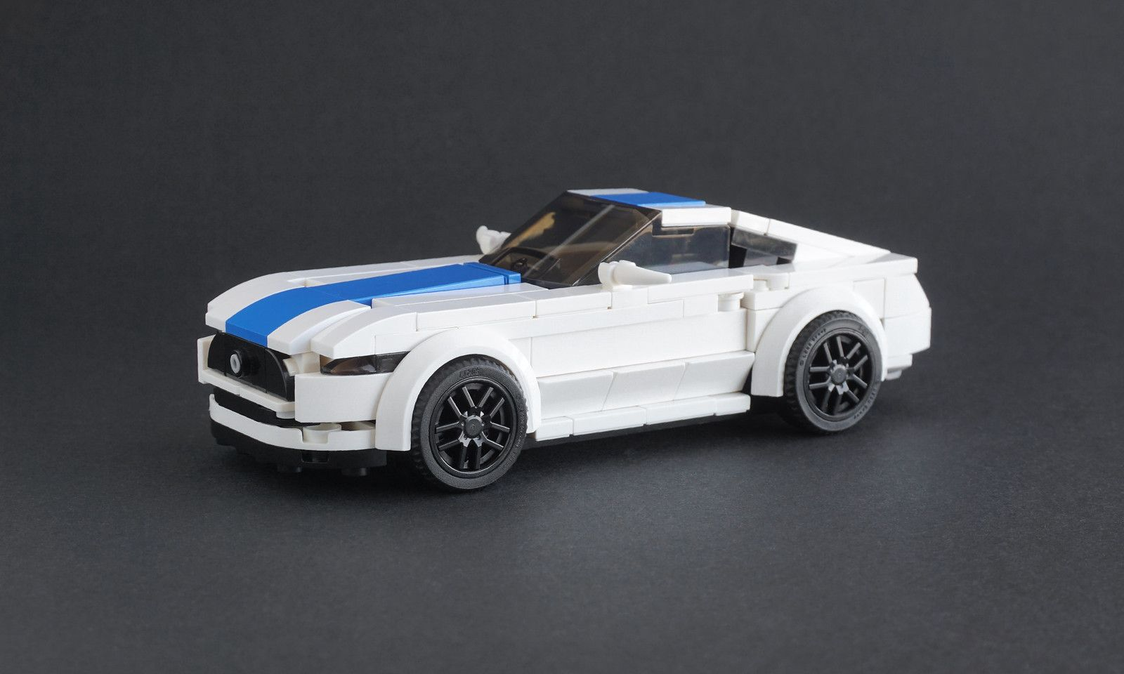 Ford Mustang Gt 2019 Ford Mustang Gt Lego Cars Ford Mustang