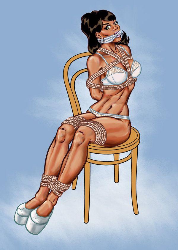 Sensual Bdsm Art Cartoon