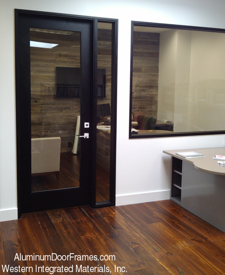 Western Integrated Materials Inc Home Page Aluminum Door Frames Aluminium Doors Corporate Interiors Window Frames