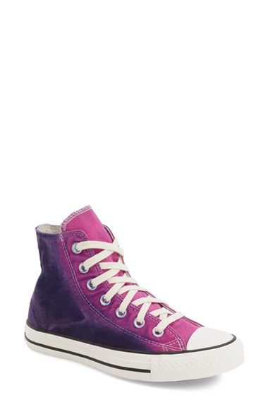 30d41b11ecd8 Free shipping and returns on Converse Chuck Taylor® All Star®  Sunset Wash   High Top Sneaker (Women) at Nordstrom.com. A vivid ombré finish evoking  dramatic ...