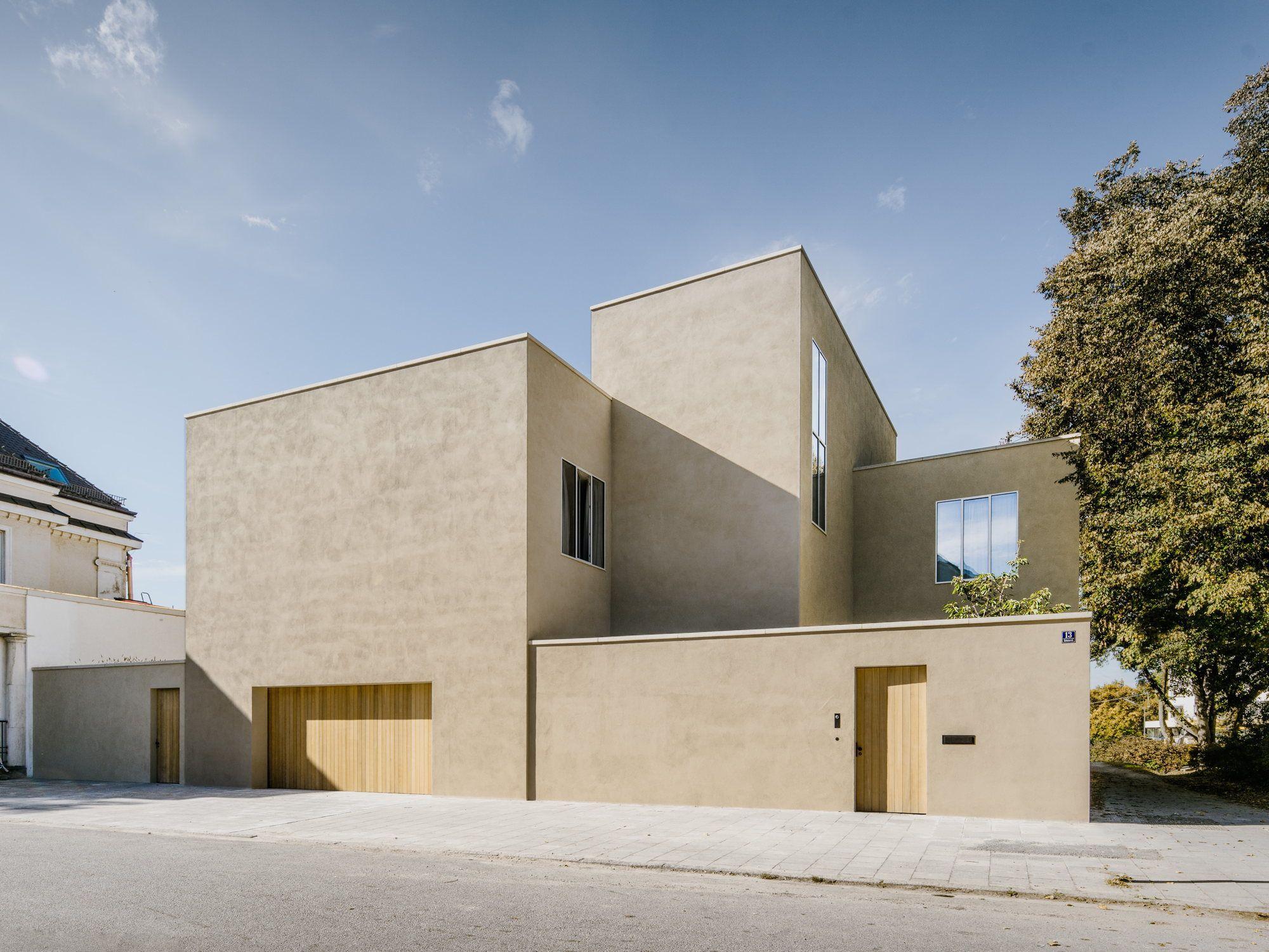 Bogenhausener Villa David Chipperfield Architects In Munchen Architektur Architekt Design Haus Architektur