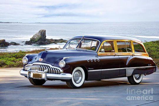American Cars Since 1935 Buick Roadmaster Buick Wagon