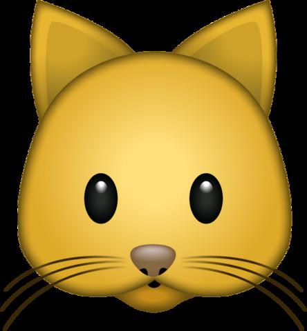 Download Cat Emoji Image In Png Emoji Island Cat Emoji Emoji Pictures Emoji