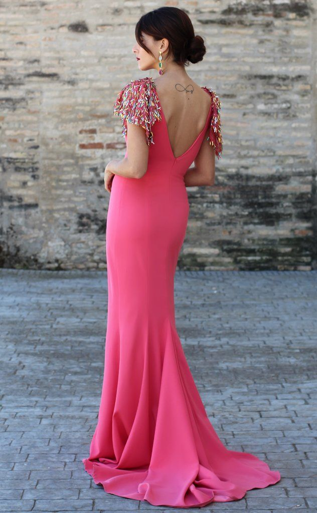 VESTIDO VALENTINA | Vestidos de boda | Pinterest | Rocio osorno ...