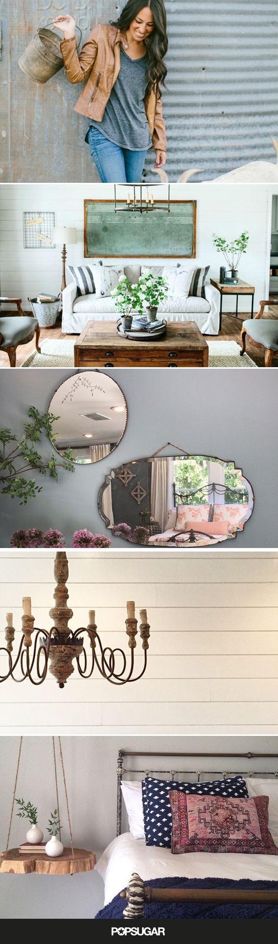 Decorating like joanna gaines - 22 Farm Tastic Decorating Ideas Inspired By Hgtv Host Joanna Gaines