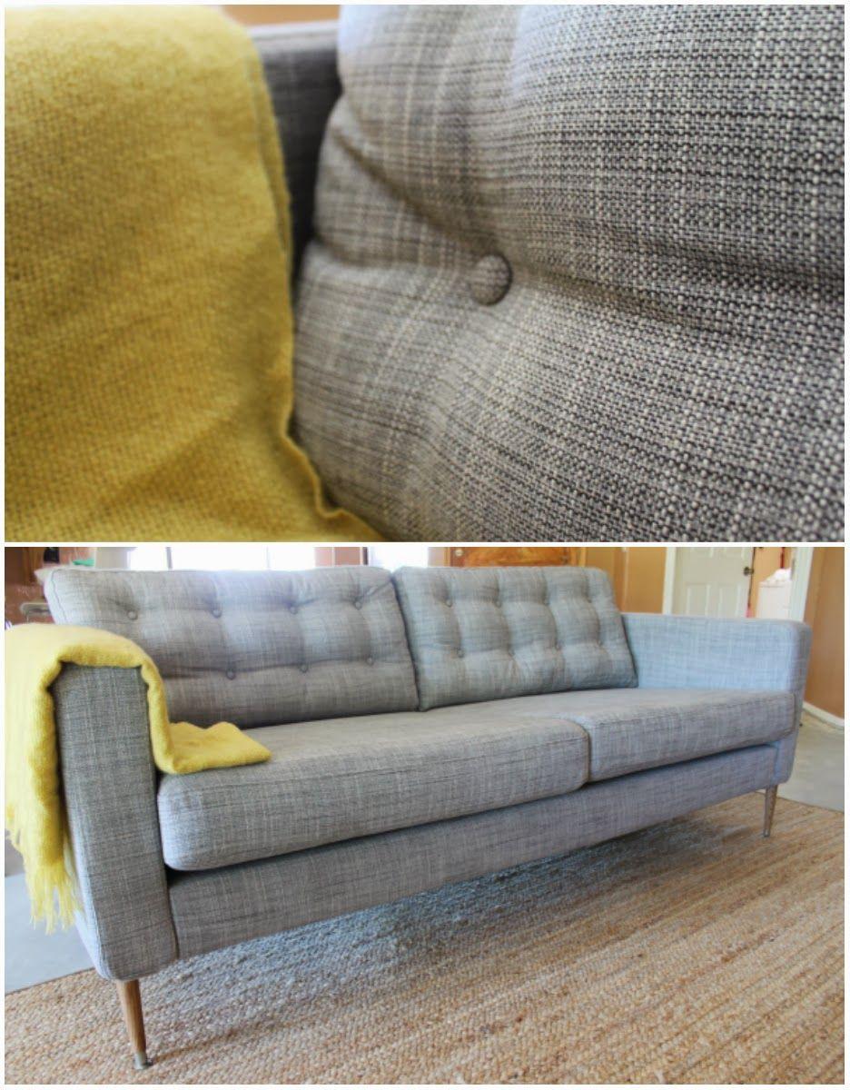 Ikea Hack The Isunda Gray Karlstad