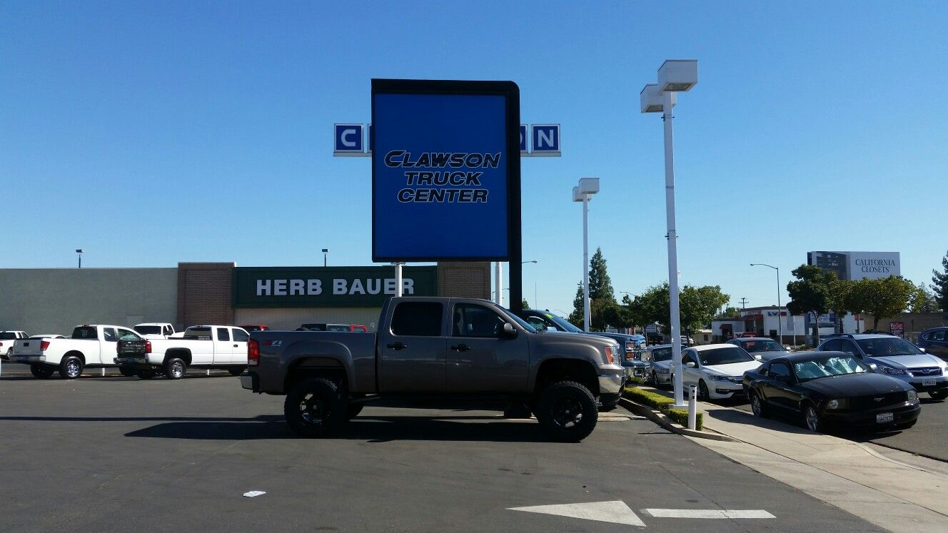 Lifted Chevy 1500 Clawson Truck Center Fresno Ca