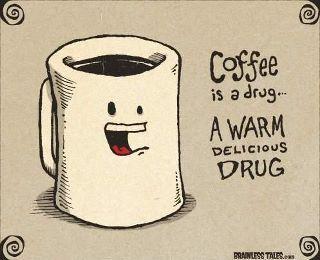 A warm delicious drug!!!