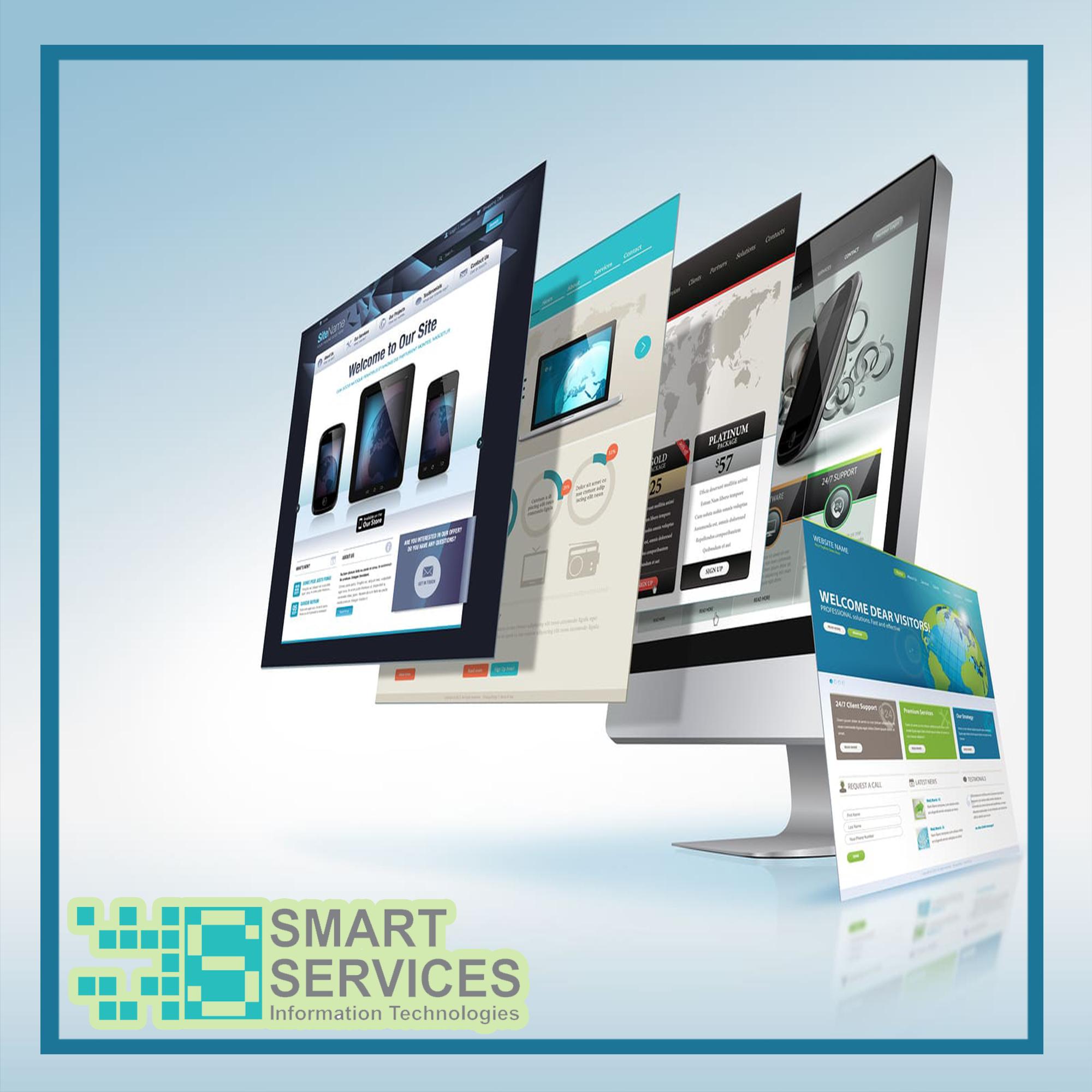 إدارة المواقع والتطبيقات الإلكترونية تشمل مجموعة من المهام التى يقوم بها مدير الموقع الال In 2020 Website Design Services Web Development Design Website Design Company