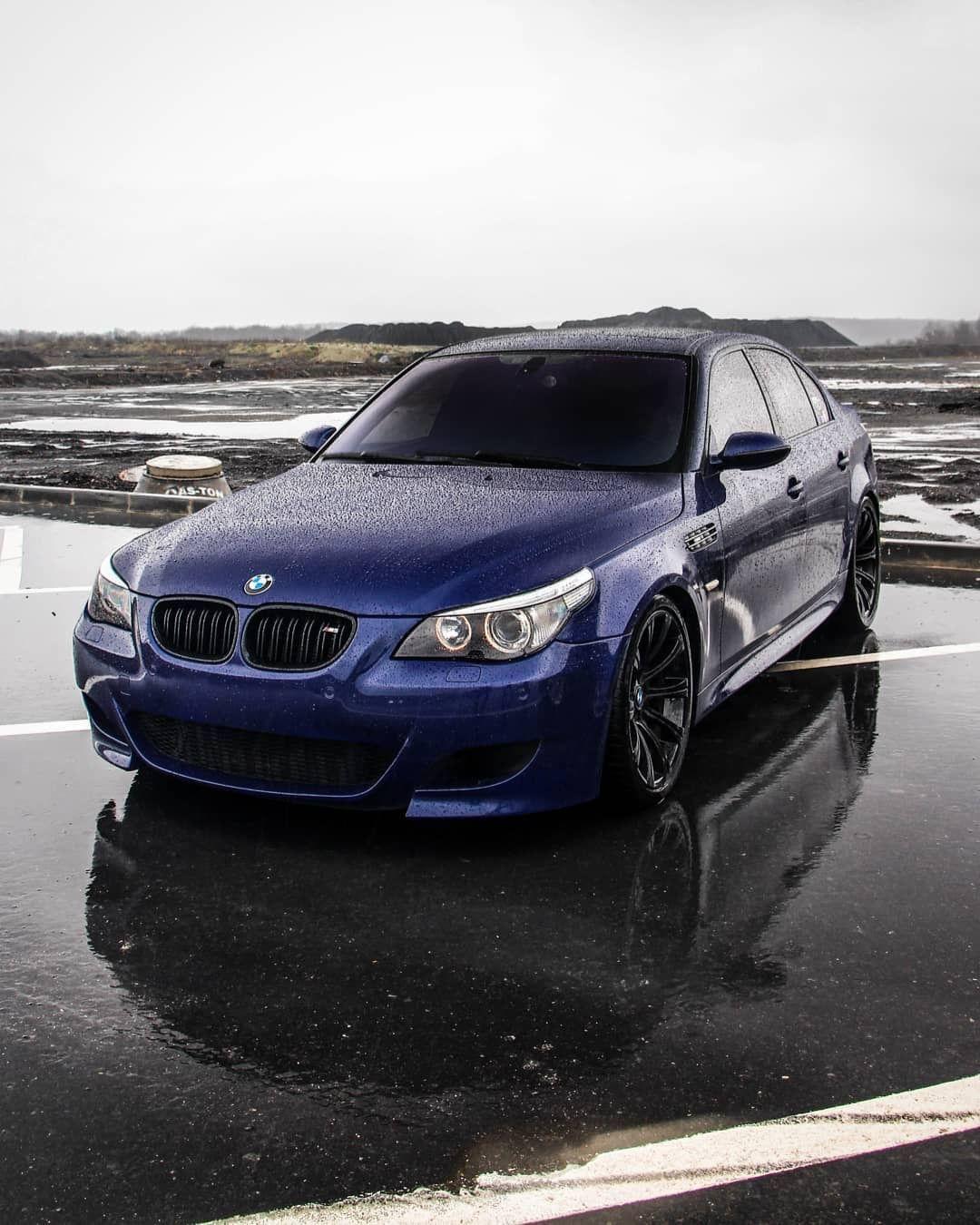 M5 E60: BMW E60 M5