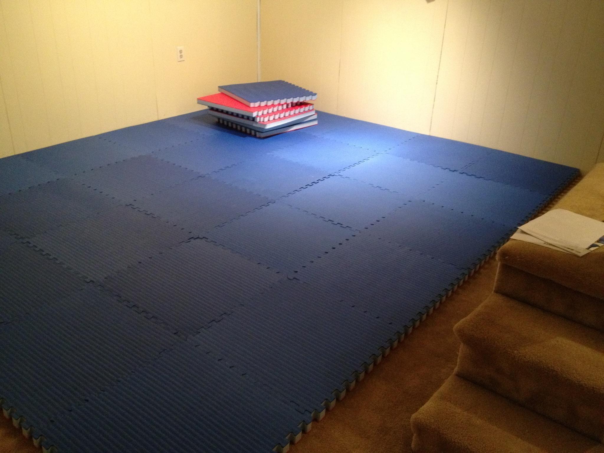 Home Bjj Mats Grappling Mma Judo 1 5 Inch X 2x2 Ft Puzzle Mat In 2020 Bjj Mat Martial Arts Mats Mma Mat