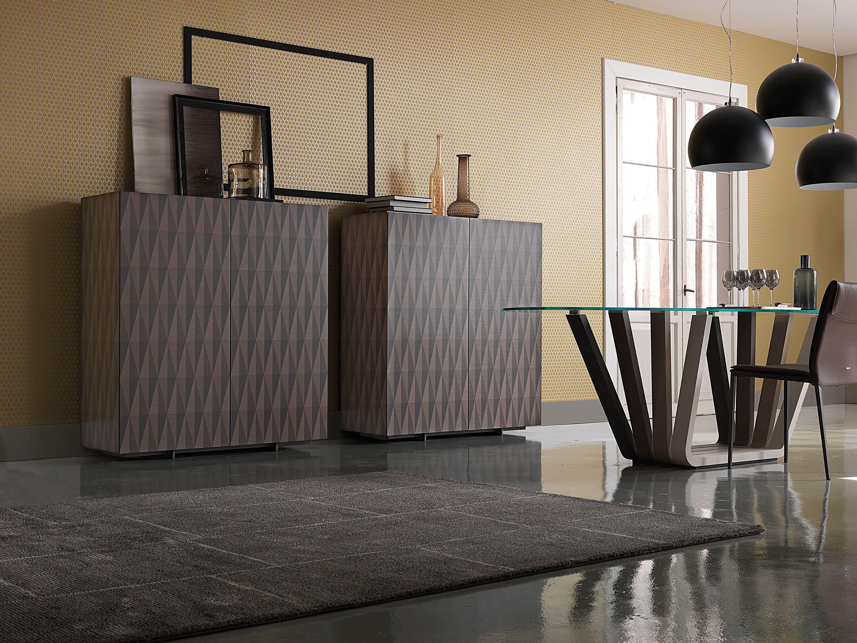 Sideboard ARABESQUE von Cattelan Italia – Die auffällig gestaltete ...