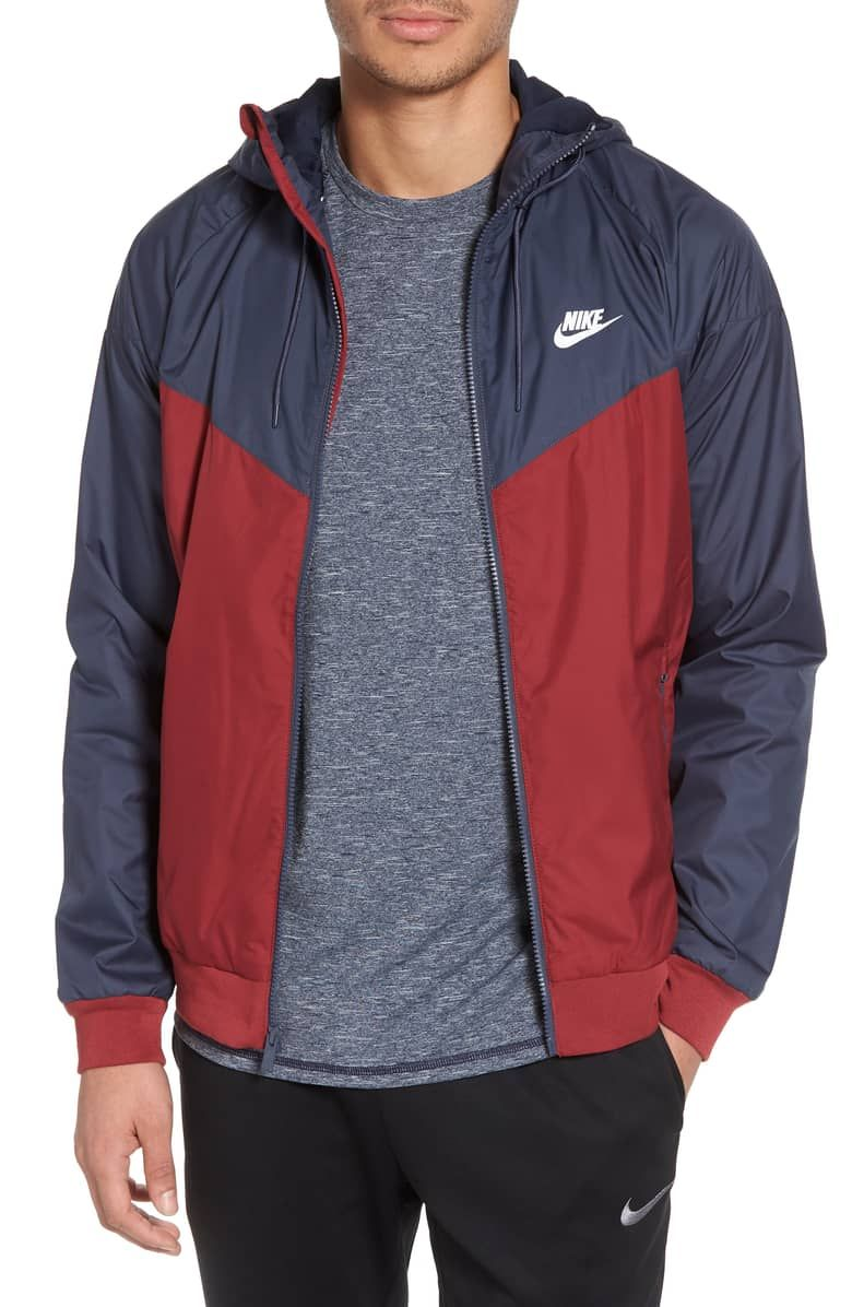 0f81b1f03602  Windrunner  Colorblock Jacket