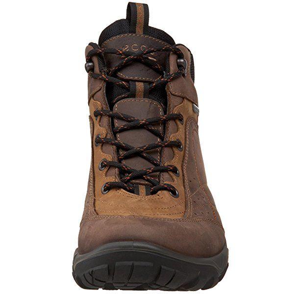 Ecco Expedition Ii 810014 Men S Hiking Shoes Brown 40 Eu Hiking Shoes Best Hiking Shoes Men Hiking