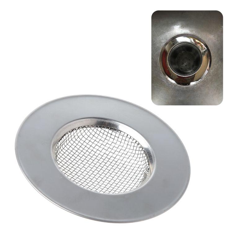 Mesh Kitchen Stainless Steel Sink Strainer Disposer