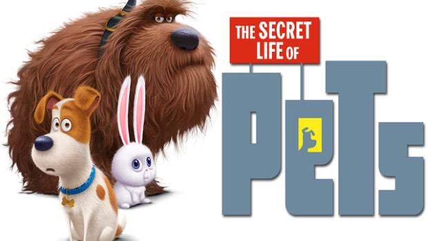 مشاهدة و تحميل فيلم The Secret Life of Pets 2016 كامل ومترجم للعربية