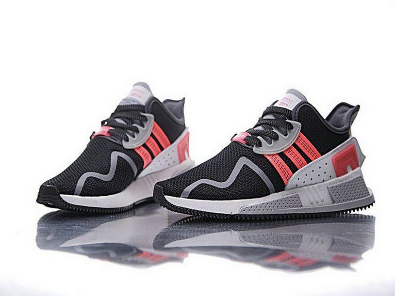 new concept 09ada 29a21 Adidas Adidas EQT Cushion ADV Trainers In Black Ah2231 Shoe