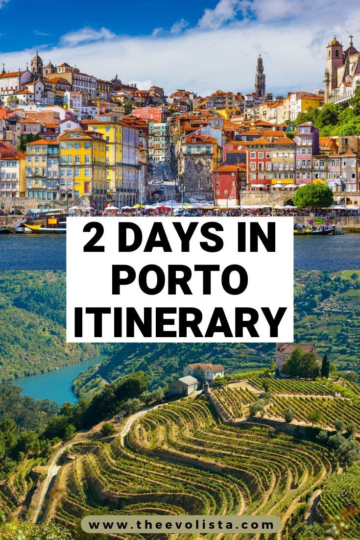 2 Days in Porto Itinerary | Best things to do in Porto Portugal | Porto Travel Guide | Walking tour of Porto  | Best Porto wine tasting | Best photo spots in Porto | Porto travel photography spots | Top places to see azulejo tiles | Porto Instagram Spots | Tips and tricks for Porto travelers | Porto Portugal food | Porto Beaches | Restaurants in Porto | Porto weekend guide | Where to stay in Porto | Where to eat in Porto | Portugal travel tips | Livraria Lello | Igreja do Carmo  #porto #portugal