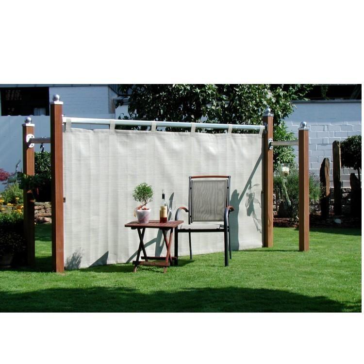 Sichtschutz balkon abtrennung tag - Außergewöhnliche Ideen Für - gartengestaltung modern sichtschutz