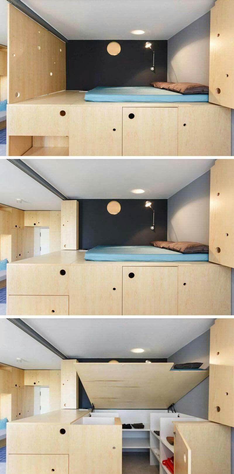 Pin von Nguyen Vu Thinh auf Interior - Bedroom | Pinterest | Möbel ...