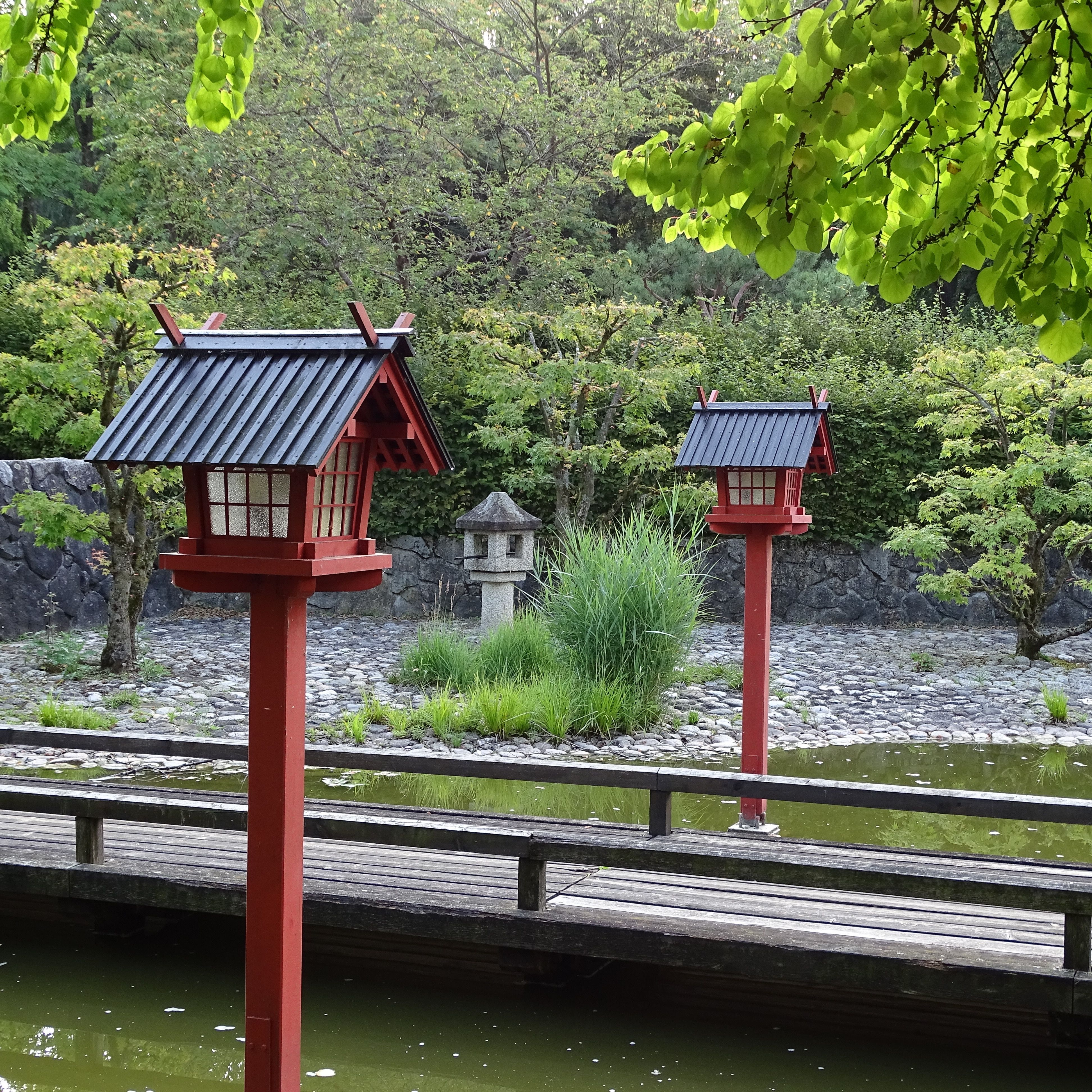 Japanischer Garten München munich germany münchen deutschland westpark japanischer