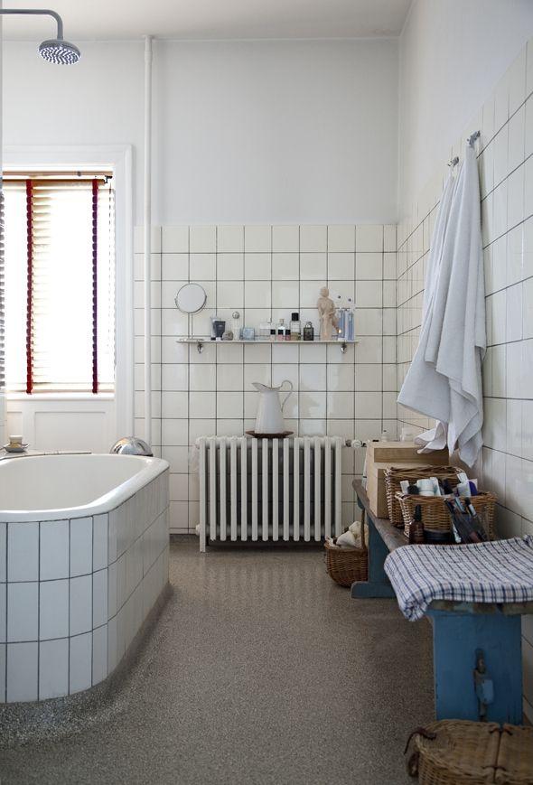 Nyt badeværelse - inspiration og ideer