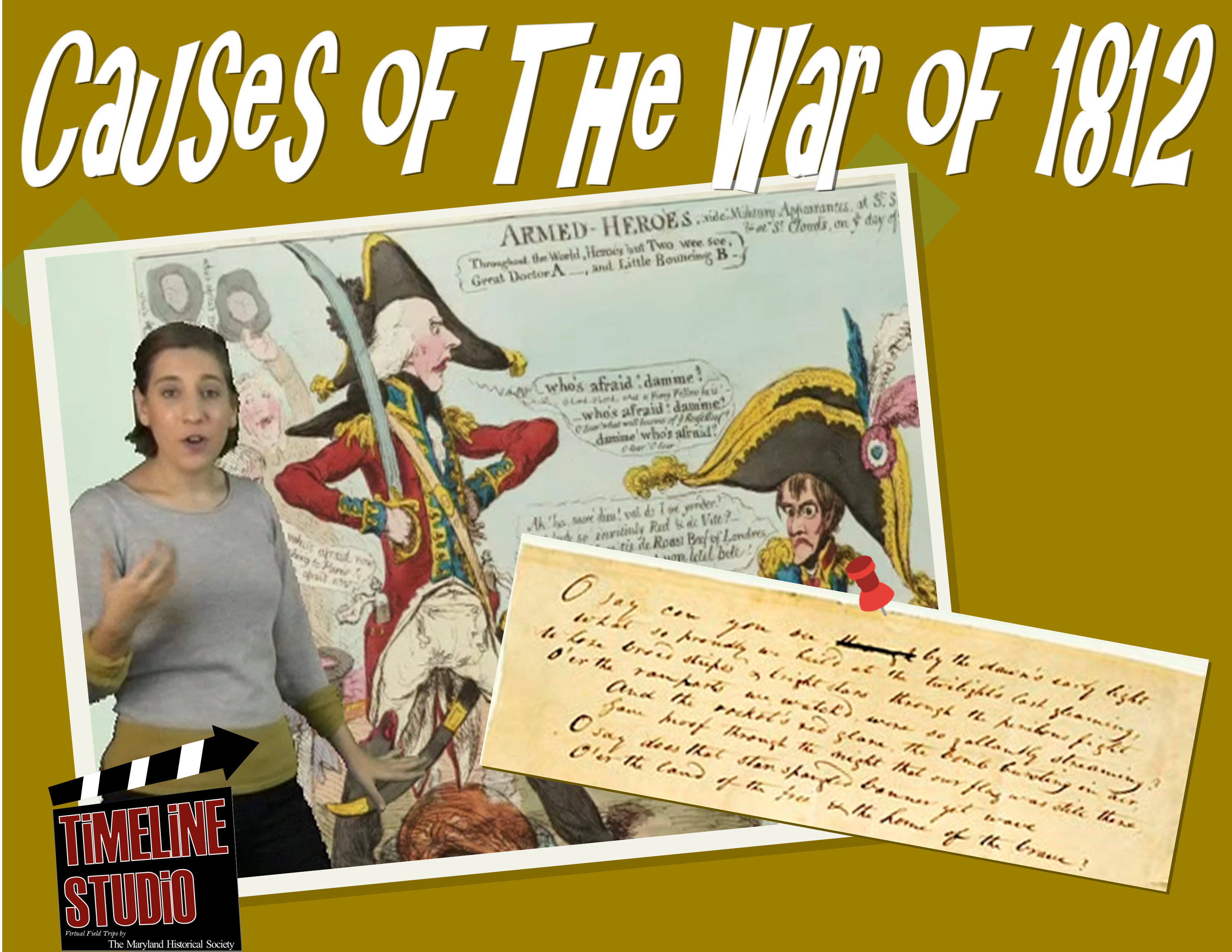 The Causes Of The War Of Examining Mr Madison S War