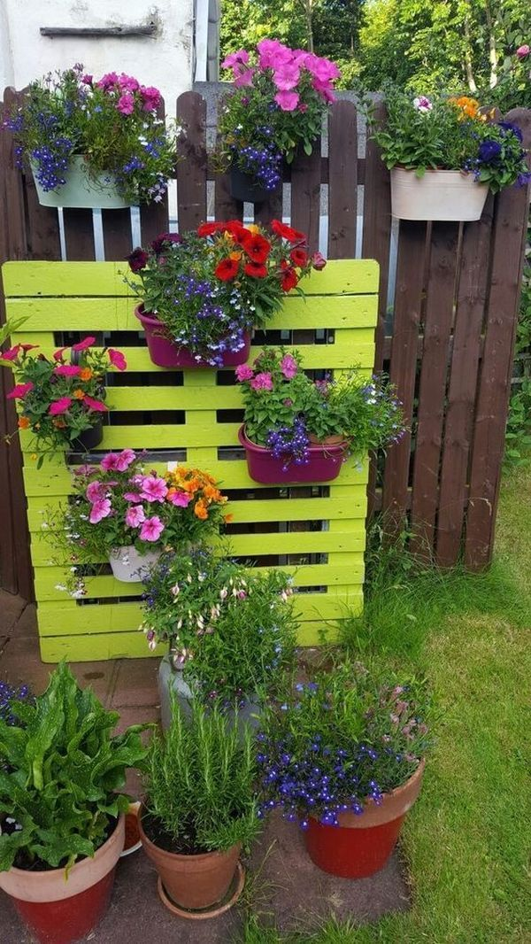 40 Amazingly creative DIY craft ideas for the most wonderful flower garden