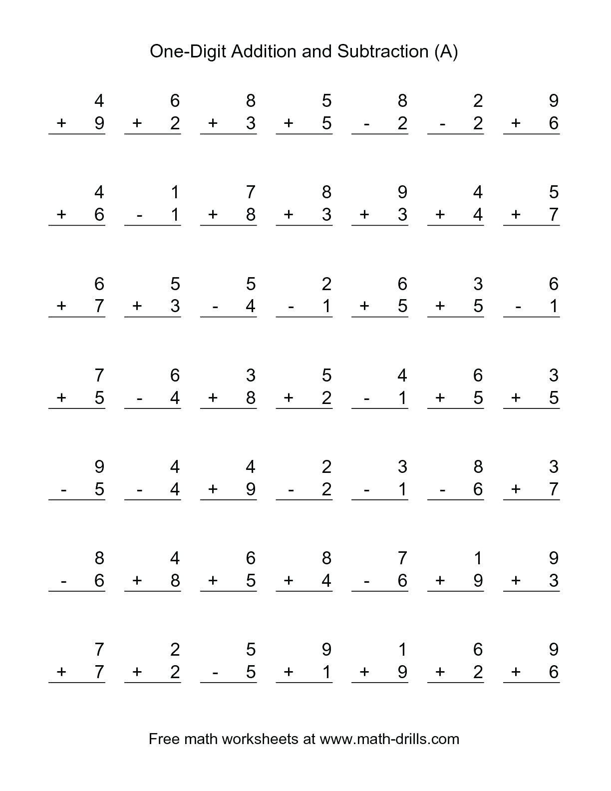 1st Grade Subtraction Worksheets Coloring Pages Subtractionets 1st Grade Math Oicvnew In 2020 Basic Math Worksheets Subtraction Worksheets First Grade Math Worksheets