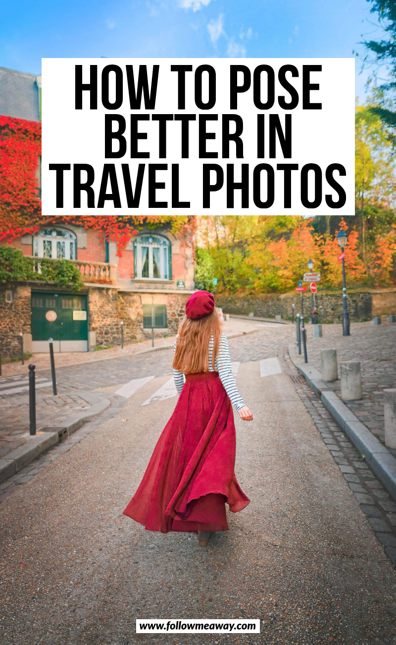 Taking the best travel photos.