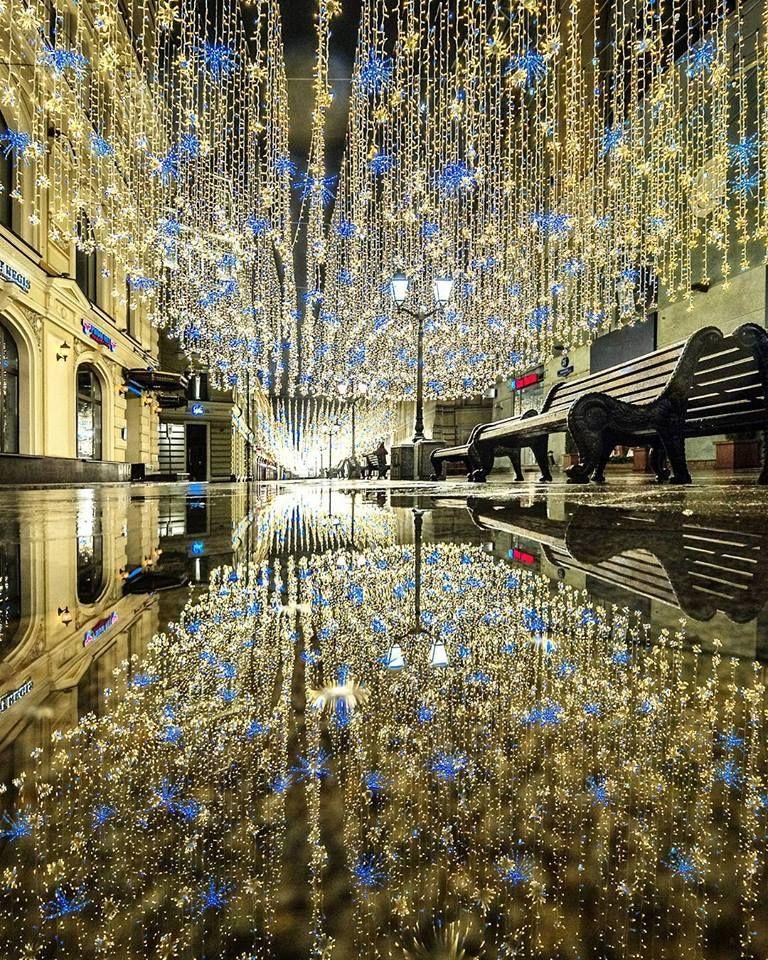 Никольская улица в Москве Фото: svetosh13 | Путешествия ...
