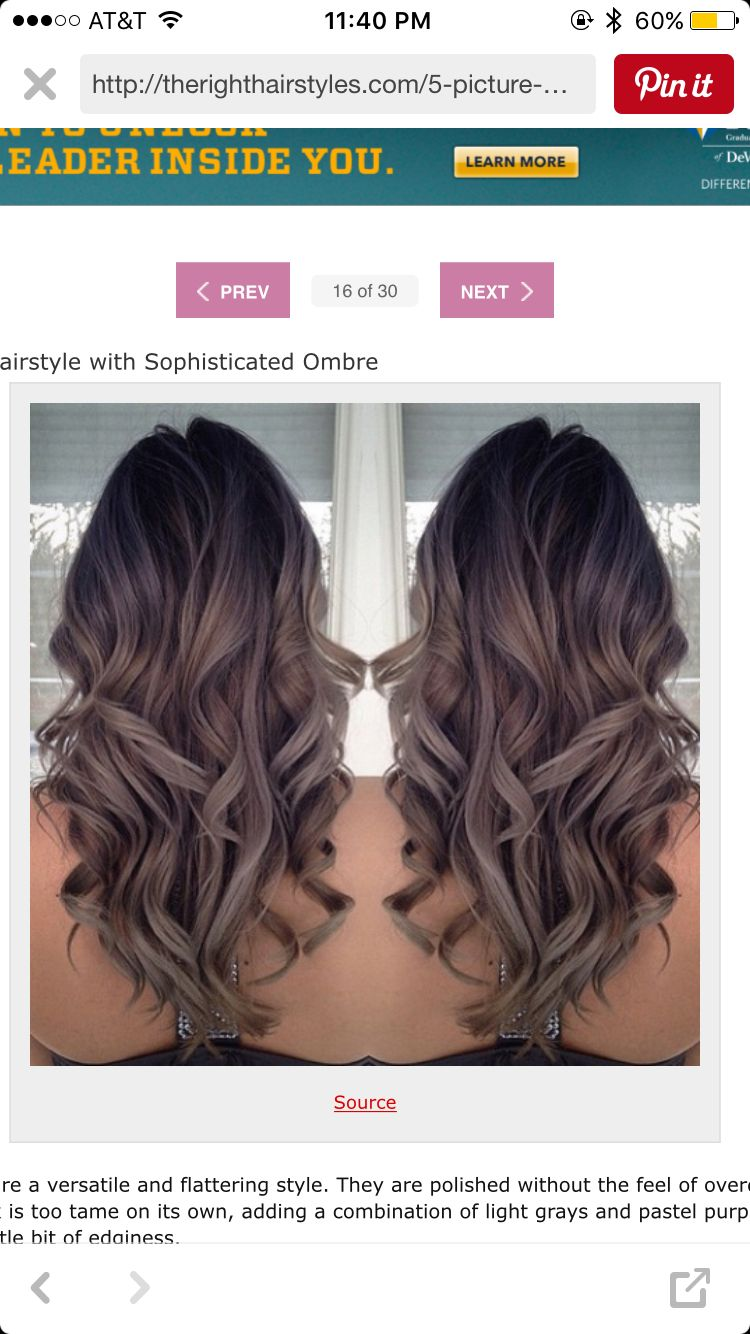 Ash Brown With Grey And Pastel Undertones Grey Hair Treatment