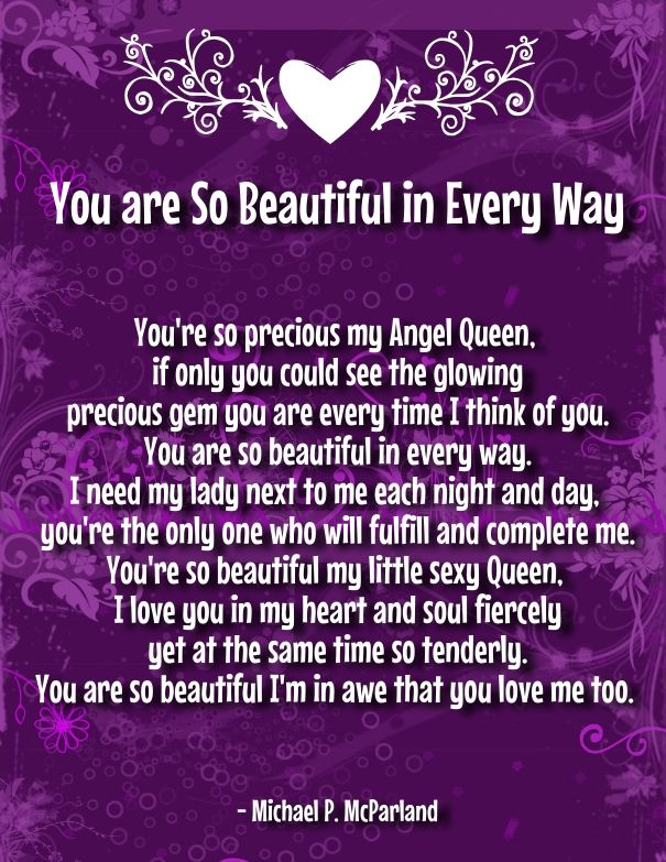 You Are So Beautiful Quotes For Her And Sweet Love 9 Happy