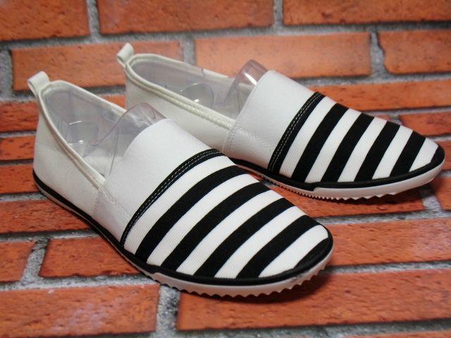 Trampki Slip On Wsuwane Z Gumkami Yd72b 6131579292 Oficjalne Archiwum Allegro Flat Espadrille Slip On Shoes
