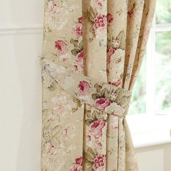 Pink Berkshire Curtain Collection