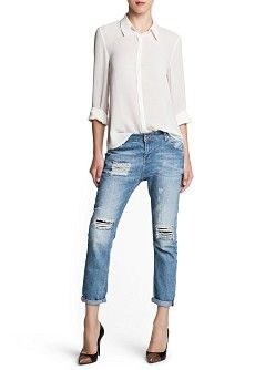 MANGO - CLOTHING - Jeans - Boyfriend Lonny jeans  FW13  Mango  NewCollection 553db7ce5e4c