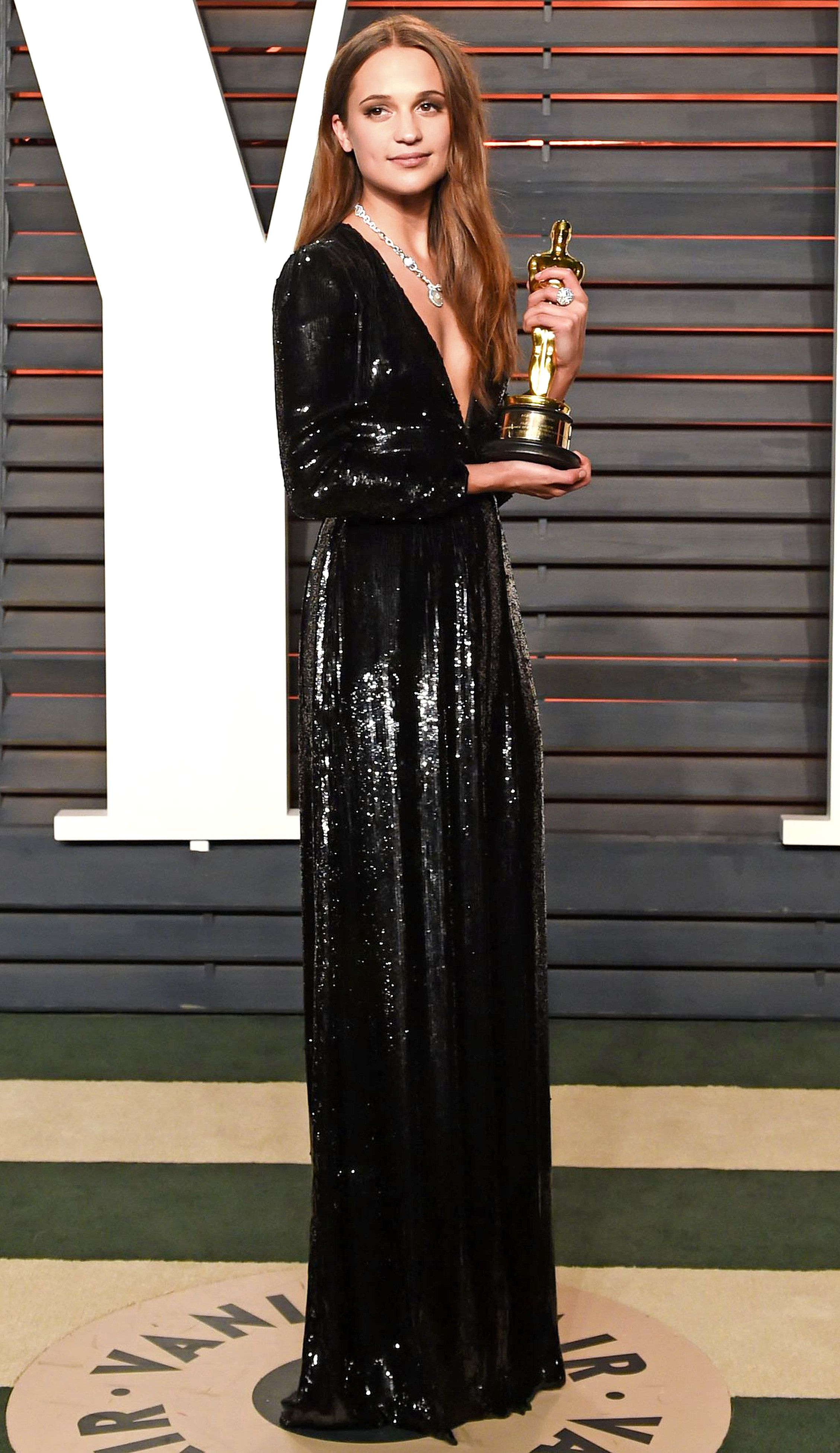 70+ Dresses You Didn\'t See (but Can\'t Miss) From Oscars Weekend ...