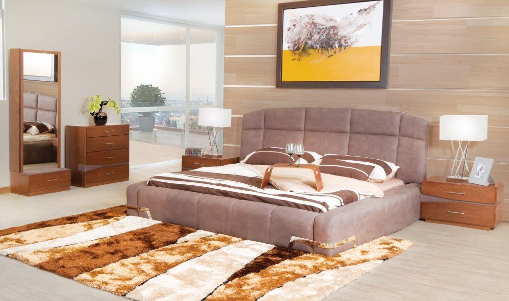 Decoraci n en recamaras por muebles placencia tendencias for Muebles placencia