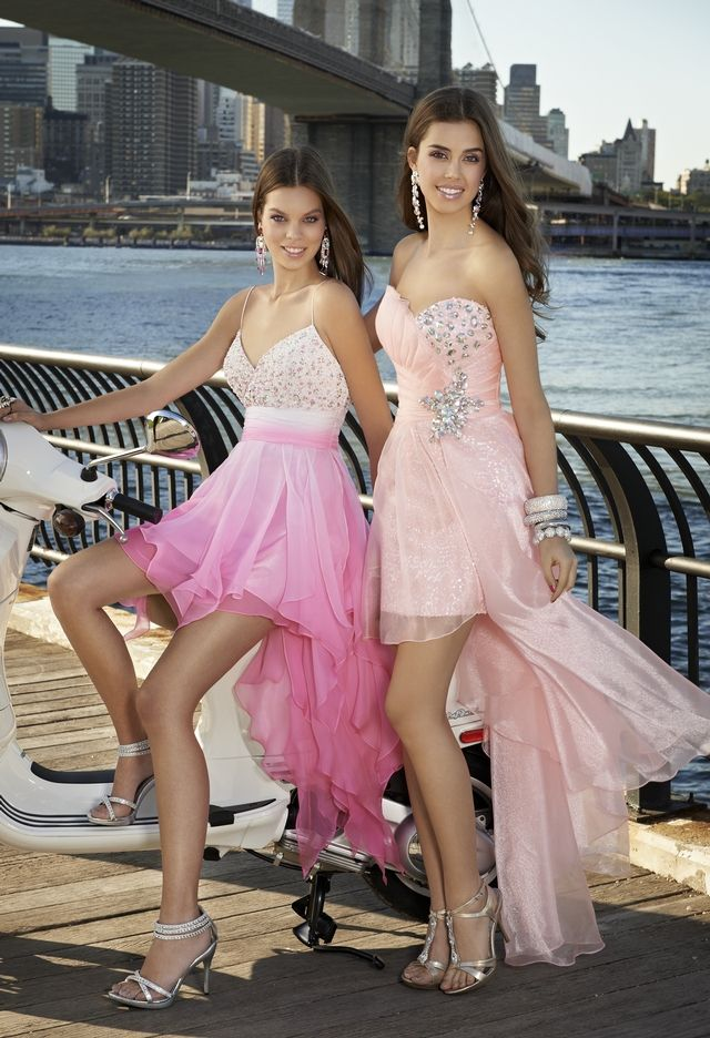 Prom Dress from Camille La Vie-I love the one on the left! | Fashion ...