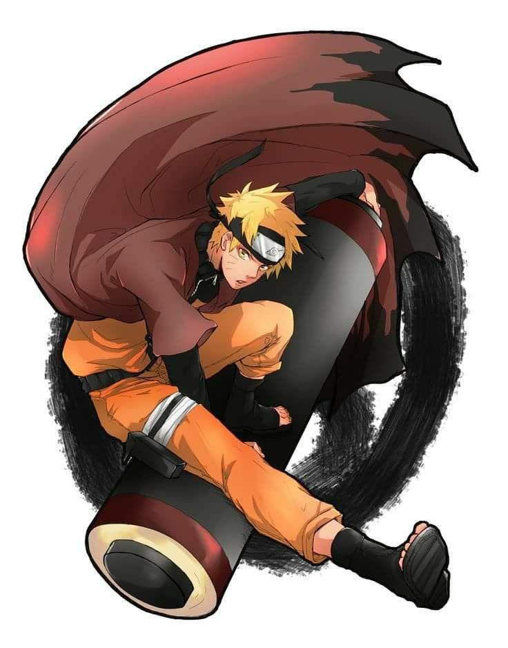 Naruto Uzumaki Sage Mode Wallpaper Cool Toad