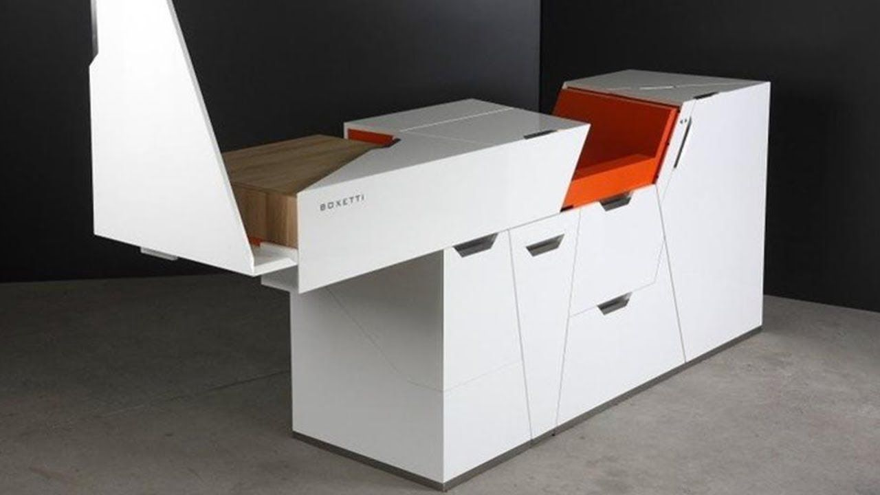multifunctional furniture for small spaces. boxetti is a collection created by rolands landsbergs, where it\u0027s possible to pack away your furniture maximize space in the rest of home. multifunctional for small spaces