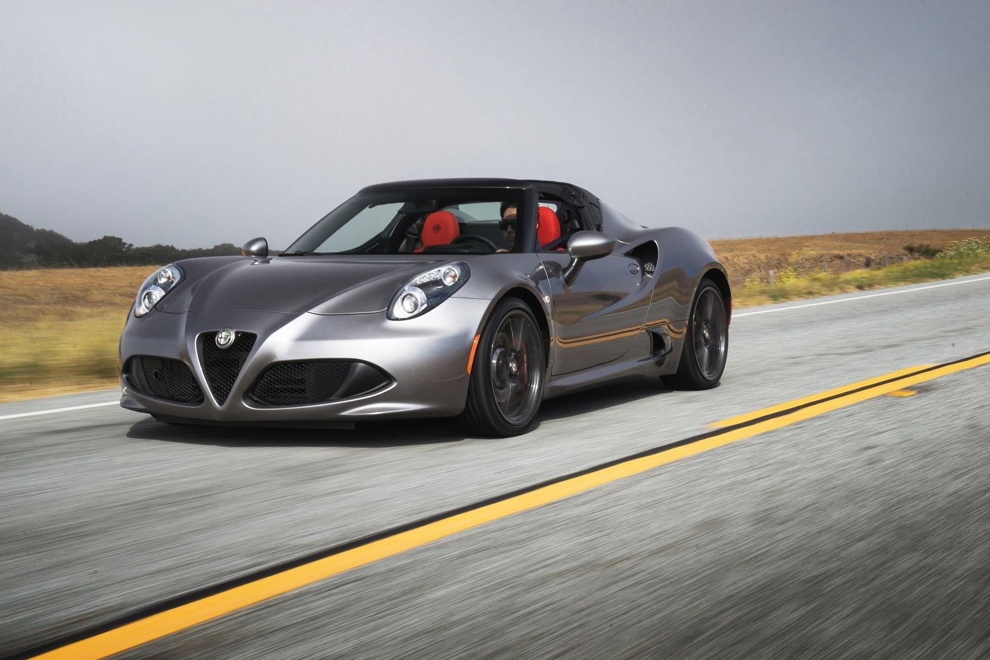 2019 Alfa Romeo 4c Spider Overview And Price Alfa Romeo 4c Alfa Romeo Alfa Romeo Cars