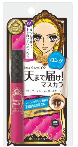 makeup | japanese mascara (supposed to last longer and give tons of lift and volume) {fashionista.com}