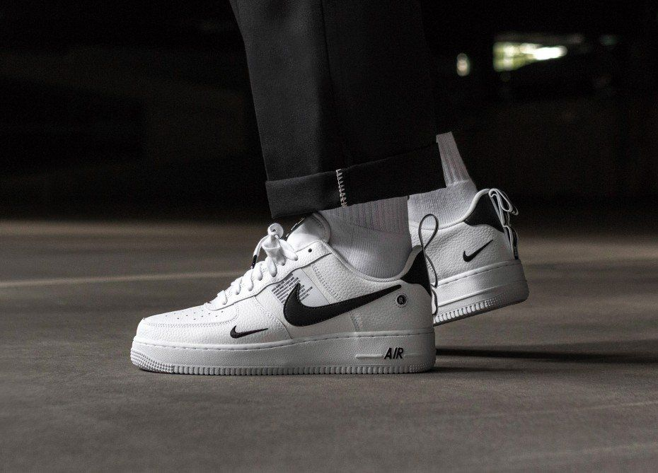 Nike Air Force 1 07 Lv8 Utility Nike Air Force Asphaltgold Nike Air