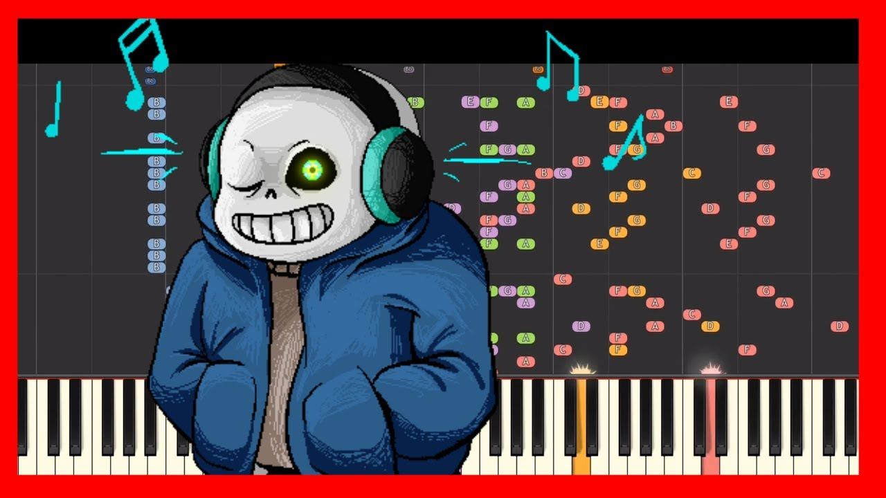 IMPOSSIBLE REMIX - Megalovania - Undertale - Piano Cover